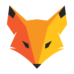 Wild Fox Painting